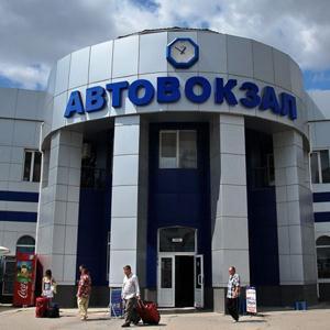 Автовокзалы Алексеевского
