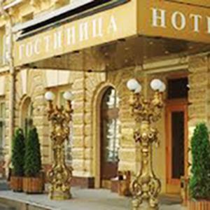 Гостиницы Алексеевского