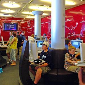 Интернет-кафе Алексеевского