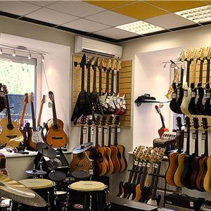 Музыкальные магазины Алексеевского