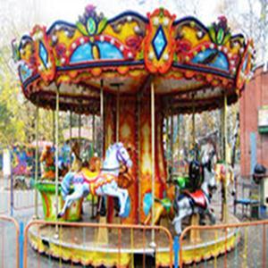 Парки культуры и отдыха Алексеевского