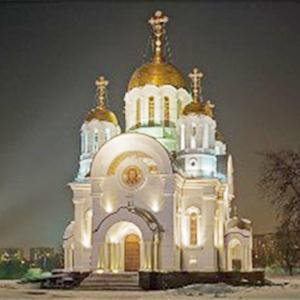 Религиозные учреждения Алексеевского