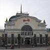 Железнодорожные вокзалы в Алексеевском