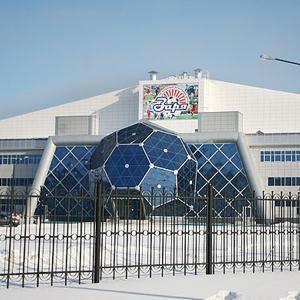 Спортивные комплексы Алексеевского