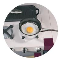 КРК кафе Империал - иконка «кухня» в Алексеевском